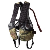 Gorilla G-Tac Ghost Vest Harness, 140-300lbs, Camo