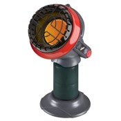 Mr Heater Little Buddy Radiant Heater, 3800BTU