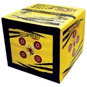 "Morrell Yellow Jacket Broadhead Target, 18""x18""x16"", 15lbs."