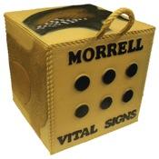 "Morrell Vital Signs Combo Target, 19""x19""x19"", 28lbs."