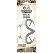 SPG Adhesive Plastic Emblem - Realtree Outfitters, 2/pk.