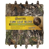 "H.S. Camo Leaf Blind Material, 56""x12?, APX"
