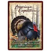 Am Exp Wildlife Playing Cards - Wild Turkey, Single Deck