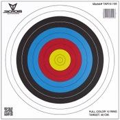 3006 10 Ring Paper Target, 100/pk.