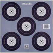 3006 5 Spot Target, 100/pk.