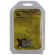 Wac Em XL 2 / XL 3 Replacement Blades, Replacement Blades ONLY
