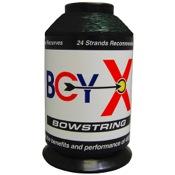 BCY X Bowstring Material, 1/4 lb., Black