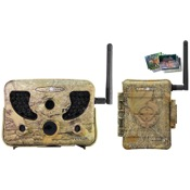 Spypoint Tiny-W3 Wireless Black LED Trail Camera, 10.0 MP, Camo
