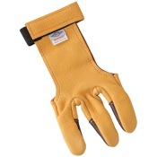 Neet NY-DG-L Youth Glove, Youth Reg, Deerskin