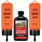 Tinks Power Scrape Value Pack w/Drippers, 4oz.