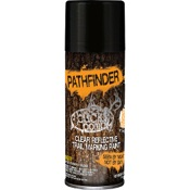 Buck Bomb Pathfinder Clear Reflective Trail Marking Paint, 4oz.