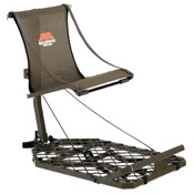 "Millennium M150 Monster Hang-On Stand, 24""x37"", 19.5lbs, Aluminum"
