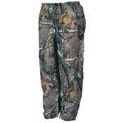 Frogg Toggs Pro Action Pant - Camo, Md, APX, Water/Wind Proof