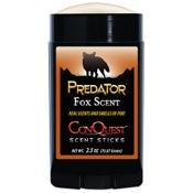 ConQuest DeadRun Predator Scent Stick - Fox, 2.5oz.