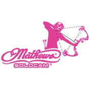 "DWD Mathews Womens Archery Pink, 10""x5"", Pink"
