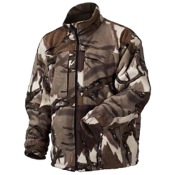 Predator Stealth Fleece Jacket, 2X, Deception