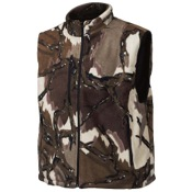 Predator Stealth Fleece Vest, Lg, Deception