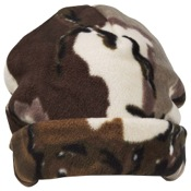 Predator Fleece Beanie, One Size, Deception