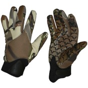 Predator Non-Typical Bow Gloves, Lg, Deception, Stretch w/XPS