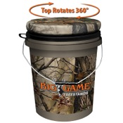 Big Game Spin Top Bucket, Epic Camo