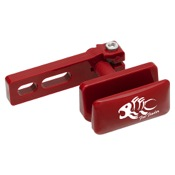 Fin-Finder Hydro-Glide Bowfishing Arrow Rest, Red, RH/LH