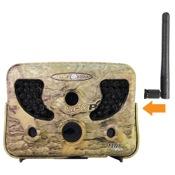 Spypoint Tiny-Plus Wireless Trail Camera, 10.0 MP, Camo, Black LED