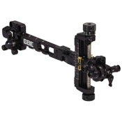 CBE Vertex 3-D Sight - Rapid Travel, RH, Black