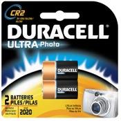 Duracell Lithium Battery - CR2, 2/pk.