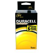 Duracell Coppertop Alkaline Battery - 6V, 1/pk.
