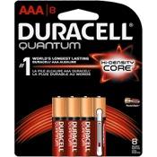 Duracell Lithium Battery - AAA, 8/pk.