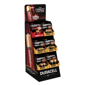 Duracell Display - Counter, 1 Tray