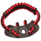 Xfactor Supreme Wrist Sling, Black/Red