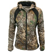 Walls Womens Full-Zip Fleece Jacket, Lg, APX