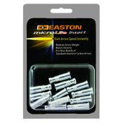 Easton MicroLite Precision Alloy Insert - H, 12/pk.
