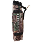 Easton Flipside 3-Tube Hip Quiver, Realtree AP Extra, RH/LH