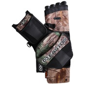 Easton Flipside 4-Tube Hip Quiver, Realtree AP Extra, RH/LH