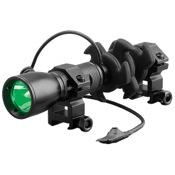 NAP Apache Predator Crossbow Flashlight, Green LED