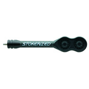 """Stokerized HD Carbon Stabilizer, 9"""", 6.625oz., Black"""