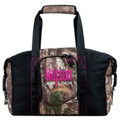 "Watson Mini Camo Carrier, 19""x16""x9"", Realtree AP Extra/Pink"
