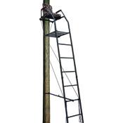 """Big Dog Blue Tick 16 Ladder Stand, 17.5""""x24"""", 48lbs."""