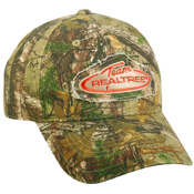 Outdoor Cap Team Realtree Logo Camo Cap, One Size, APX