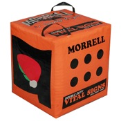 "Morrell Vital Signs Double Duty F/P Target, 19""x19""x19"", 32lbs."