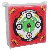 """Morrell Baseball Game F/P Target, 28""""x28""""x12"""", 42lbs."""