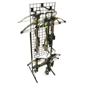 C.W. Erickson 12 Crossbow Grid Display