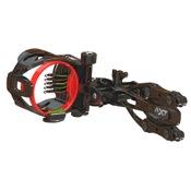 AXT Rogue Sight, Black, 5 Pin-.019, RH/LH