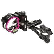 AXT Lady Xtreme 40 Micro Adjust Sight, Blk/Pink, 4 Pin-.019, RH/LH