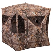 "Ameristep Bone Collector Hub Blind, 75""x75""x67""H, 18lbs., RealTree Xtra"