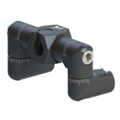 B-Stinger V-Bar Block Mount - Adjustable Elite, Black