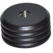 B-Stinger Pro Hunter Maxx End-Weight, 4oz., Black, Steel