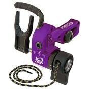 QAD Ultra-Rest Pro HDX Drop Away Rest, Purple, LEFT HAND